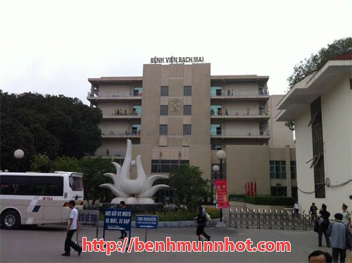 Khoa nhi bệnh viện bạch mai